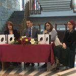 Eliza Hoxha sjell librin që pasqyron Kosovën e viteve të 90-ta