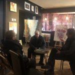 """""""Artistët për artistin"""" nëpër Kosovë me art e solidarizim"""