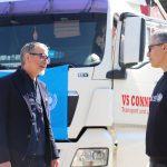 MSh pranon nga UNICEF-i 3.6 tonelata furnizime mbrojtëse për personelin shëndetësor
