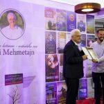 """Mbrëmje letrare-artistike për Gani Mehmetajn, fitues i çmimit """"Kadare"""" 2021"""